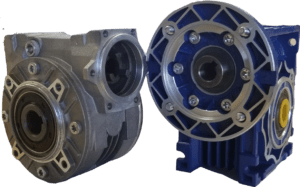 SIPCO's extensive line of products Worm Gearboxes