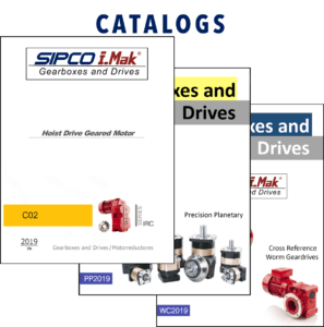 Manufacturers and Designs of Gearboxes catalog