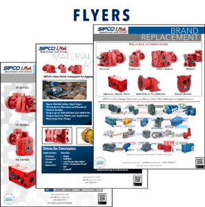 Manufacturers and Designs of Gearboxes Flyers