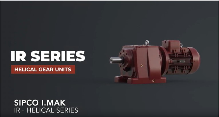 Manufacturers and Designs of Gearboxes inline- red gearbox